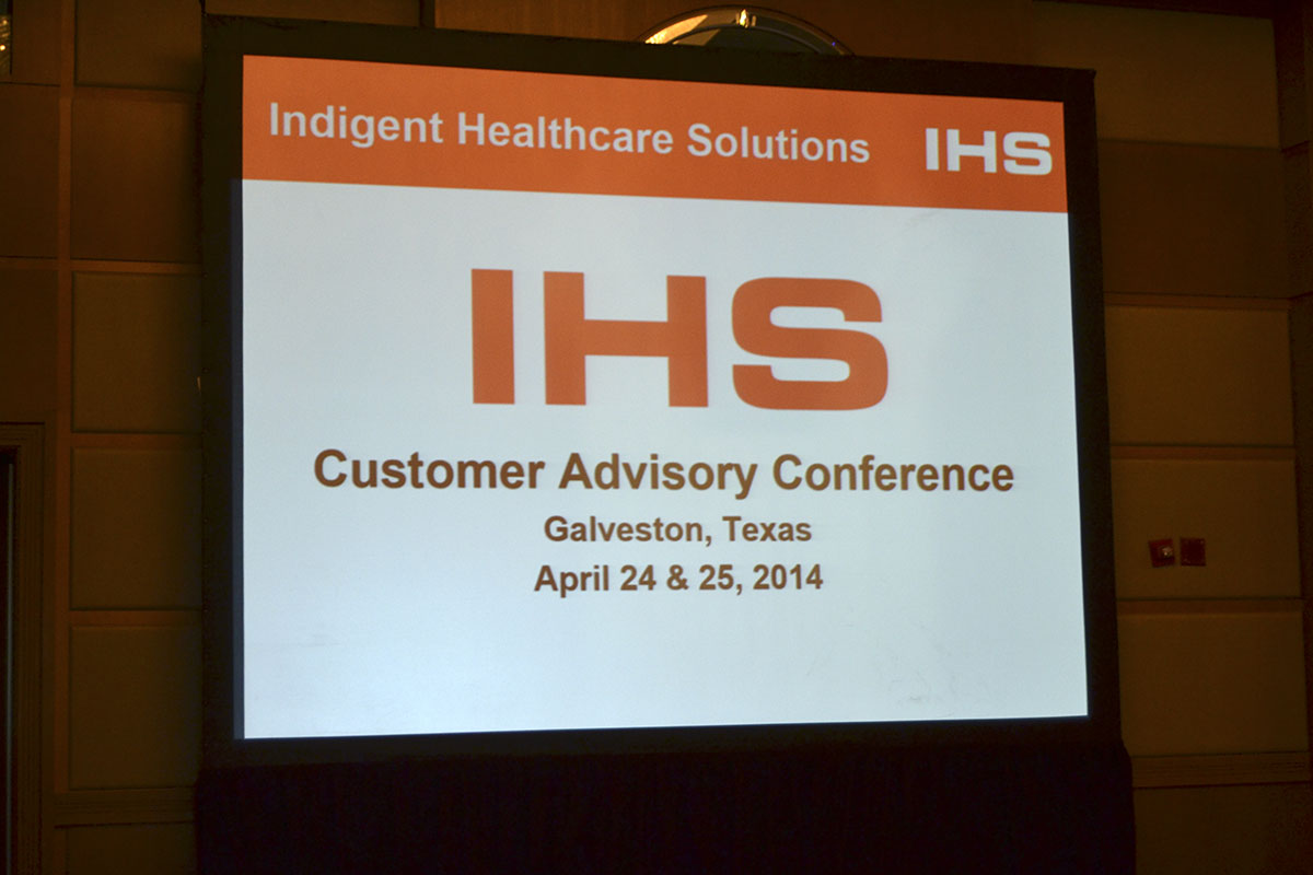 2014 IHS Customer Advisory Conference