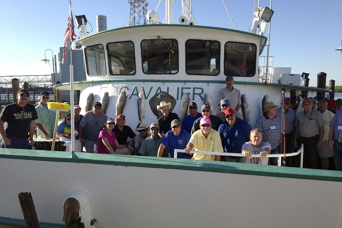Judges/Commissioners Fishing Trip