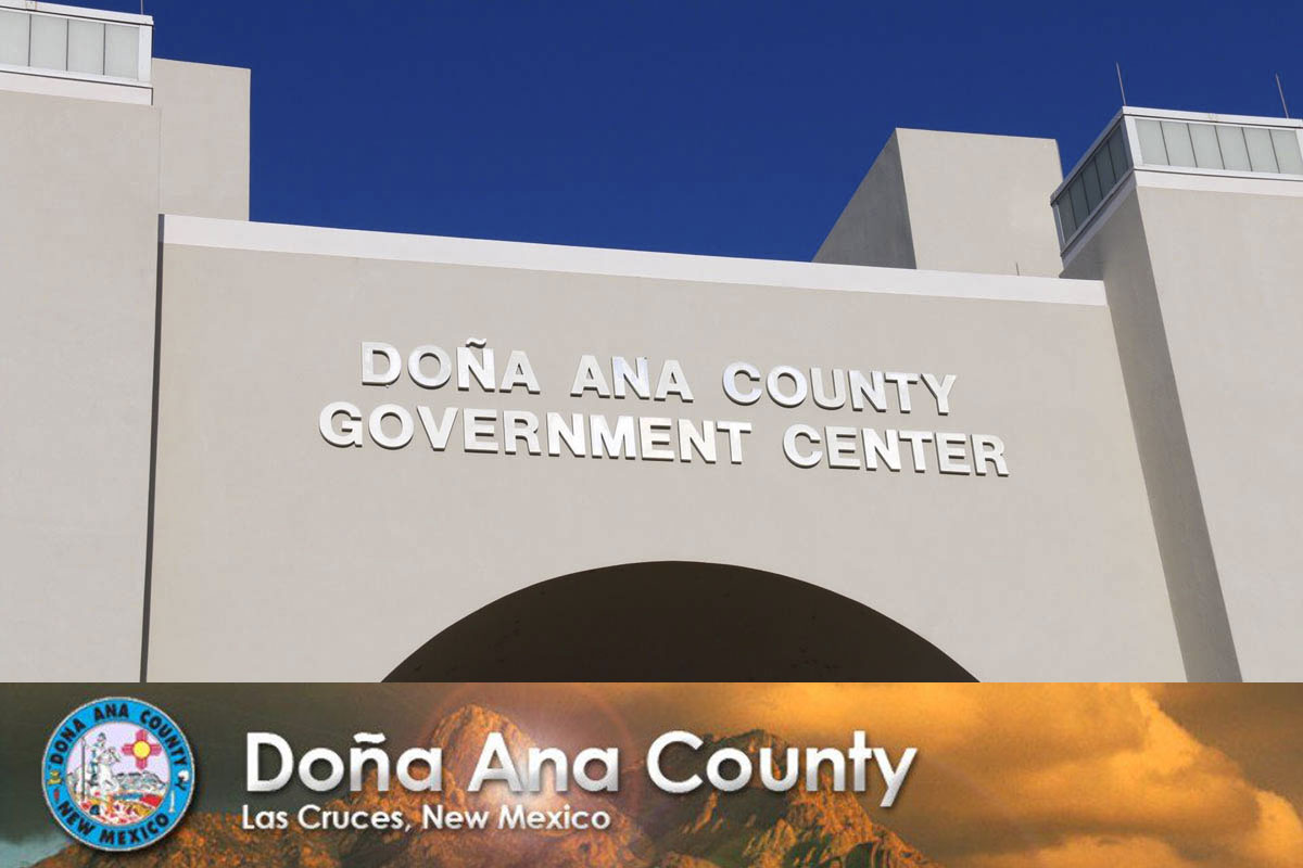 Dona Ana County Software Launch